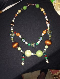 Greens neckart