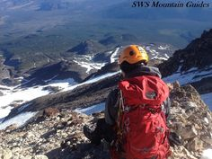 Sometimes taking a short break, on the way to the summit, to enjoy your accomplishments is all the reward you need.