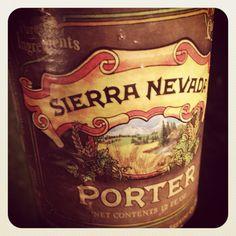 Sierra Nevada Porter Restaurant , Chico, California