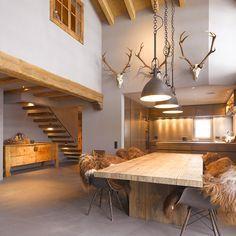 Wohnzimmer Ideen, Esszimmer Inspiration, Esszimmer Ideen, Küche Esszimmer,  Haus Bauen, Inneneinrichtung