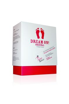 Dream on! detox patches - Toxic Twins: Detox overnight! While you're dreaming, the Dream On! foot pads banish traces of a stressful day. They rid your body of numerous toxins and promote healthy sleep.