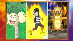Alola Forms and Z-Moves Revealed for Pokémon Sun and Pokémon Moon! OMG theres too much news ahh
