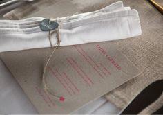 Blog Déco nordique - Décoration Mariage - Un si joli mariage en Provence