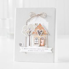Simon Says Dies and Stamps LOVE MAKES A HOME SetLM169 Better Together at Simon Says STAMP!