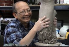 Cambodian Master Potter Yary Livan: A Life Shaped by Clay
