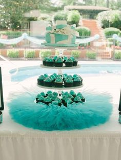 4 Tiered Cupcake Stand               Frozen or by PadipaDesigns
