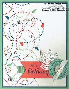 Paisleys & posies dotted paisleys watermark