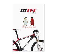 :: El Taburete :: Publicidad revista - Ditec bikes