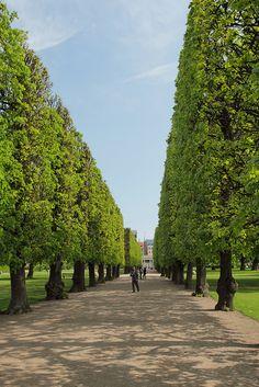 Rosenborg Palace Garden - Copenhagen, Denmark