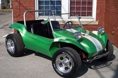 Manx VW Dune Buggy. Where did they go?