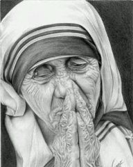 Mother Theresa ~ the face of Christ