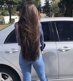 We Love Rapunzel Hair Long Dark Hair, Very Long Hair, Straight Long Hair, Beautiful Long Hair, Gorgeous Hair, Pretty Hairstyles, Straight Hairstyles, Funky Hairstyles, Formal Hairstyles
