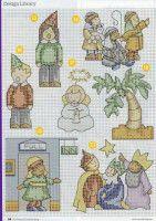 "Gallery.ru / tymannost - Альбом ""The world of cross stitching 170"""