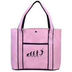 Evolution Volleyball Fashion Tote Bag Shopping Beach Purse | eBay