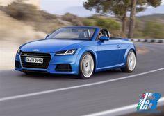 Le nuove Audi TT Roadster e TTS Roadster – Travolgenti sportive http://www.italiaonroad.it/2015/02/07/le-nuove-audi-tt-roadster-e-tts-roadster-travolgenti-sportive/