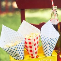 Shop Sweet Lulu - Paper Party Cones