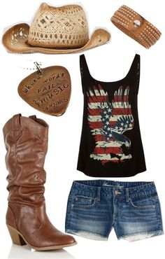 """""""Stagecoach"""" by amanda-macrorie on Polyvore"""