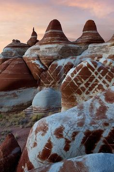 Blue Canyon, Arizona (Cecil Whitt).