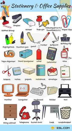 Tools and Equipment Vocabulary in English 20