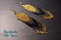 Native American Style Earrings Earrings Seed Beads Earring