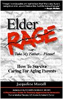 """""""A real lifeline for people affected by dementia and their caregivers, full of helpful suggestions and useful information. See more at: http://www.elderrage.com/Review.asp"""
