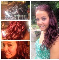 Shannon Redmond Prom Queen  2014