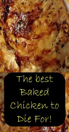🍗 Thе bеѕt Baked Chicken tо Die For!- 🍗 Thе bеѕt Baked Chicken tо Die For! 🍗 Thе bеѕt Baked Chicken tо Die For! Chicken Quarter Recipes, Yummy Chicken Recipes, Turkey Recipes, Meat Recipes, Cooking Recipes, Yummy Food, Christmas Chicken Recipes, Snacks Recipes, Oven Recipes