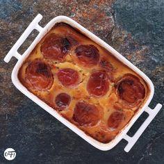 C'est ma fournée ! : Le clafoutis aux abricots et à la lavande