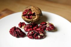 Red Walnuts are delicious and amazing for your body!