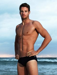 James Magnussen- Aussie swimmer