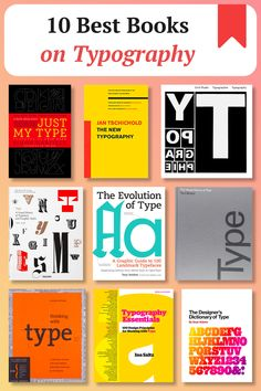 Renowned typographer and poet Robert Bringhurst brings clarity to the art of typography with this masterful style guide. Best Design Books, Graphic Design Books, Book Design, Graphic Designers, Typography Books, Typography Poster, Typography Design, Lettering, Web Design Tips