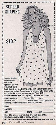 More clothes 1974 2