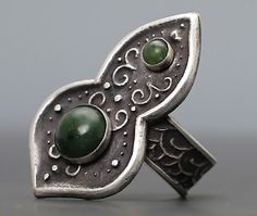 Ring by Wanaree Tanner.