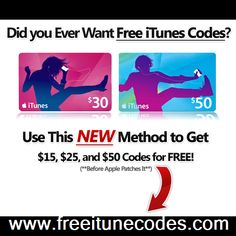 http://freeitunecodes.com is your number one source for free itune codes