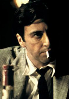 MICHAEL CORLEONE - 'If anything in this life is certain, if history has taught us anything, it's that you can kill anyone.' - The Godfather