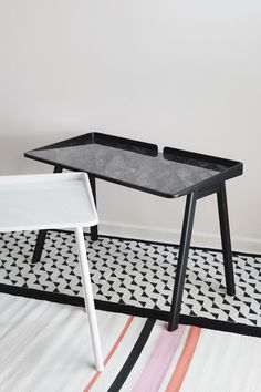Robin Desk (Marble) on Behance