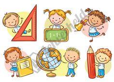 #Bilder mit Lizenzen für #Arbeitsblätter #Schule #Cliparts