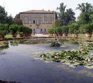 Villa Grabau Garden, Tuscany