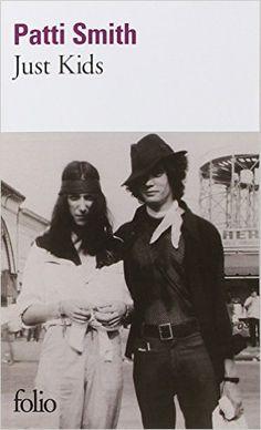 Amazon.fr - Just Kids - Patti Smith, Héloïse Esquié - Livres