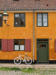 Ogni casa ha la sua bicicletta