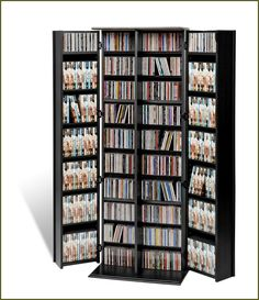 Delicieux 25+ DVD Storage Ideas You Had No Clue About