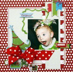 Christmas **Bo Bunny** - Scrapbook.com
