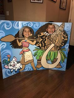 Moana Party Moana Birthday Moana Decorations Luau Party