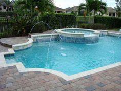 Aloha Fiberglass Pool Bellagio Model Beautiful Pools