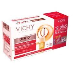 VICHY AMINEXIL PRO  DUPLO 18+18 AMP. MUJER + REGALO 12 DÍAS DE TRATAMIENTO