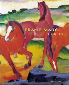 Franz Marc: Horses by Andreas Schalhorn