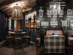 Toscana Grill by YoDezeen, Bucha – Ukraine » Retail Design Blog