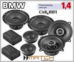 BMW Compact E46 Front or Rear Door Car Speakers & Fitting Brackets http://www.car-hifi-radio-adapter.eu/en/car-speaker/bmw/bmw-compact-e46-front-and-rear-door-car-speakers-_.html - https://www.pinterest.com/radioadaptereu/feed.rss Car Hifi Radio Adapter.eu BMW Compact (E46/5) 06/2001–12/2004 car speakers upgrade kit front and rear best in test in the German Autohifi magazine test winner