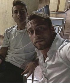 """159 mentions J'aime, 4 commentaires - Marchisio Family ❤ (@themarchisiofamilycrdl) sur Instagram : """"Claudio con Paulo Dybala. @marchisiocla8 @paulodybala"""""""
