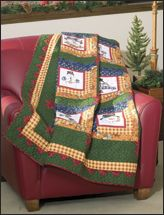 Snowman Surprise Snowman Quilt, Quilts, Quilt Sets, Log Cabin Quilts, Quilting, Quilt, Afghans